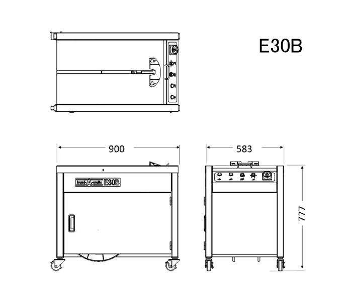 汎用自動梱包機14